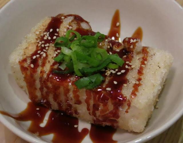 Pepper Lunch, Hawthorn - Agedashi Tofu