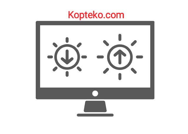 Aplikasi Peredup Layar PC