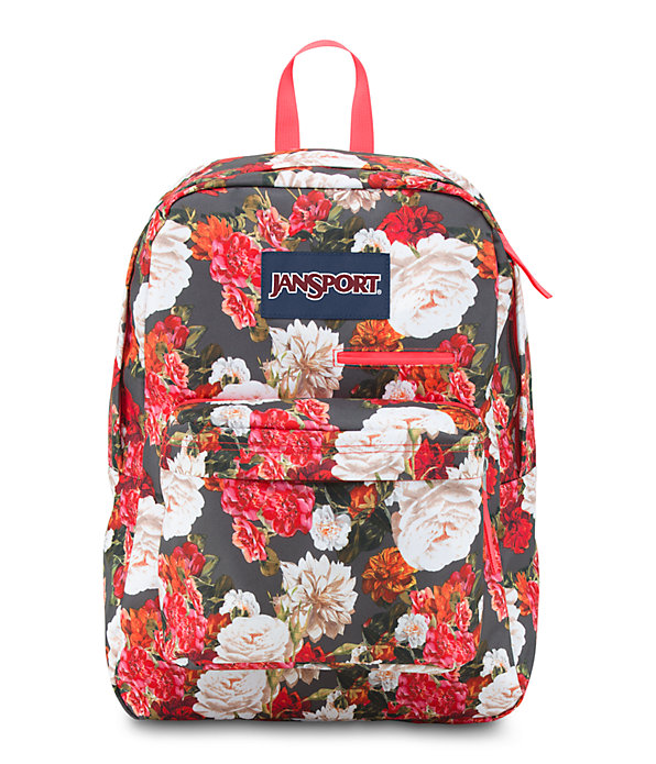 6a1b9fd727f86a Multi Photo Floral Digibreak Backpack  I really like this backpack because  it has a lot of pockets and it s a really cute print. I especially like the  tiny ...