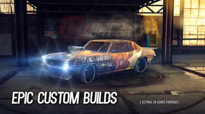 Download Nitro Nation Drag Racing Mod Apk Terbaru Gratis