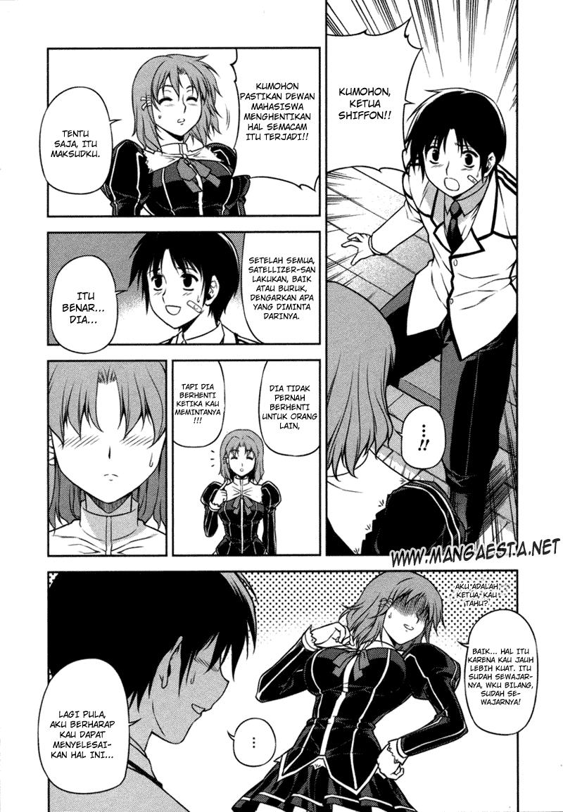 Manga Freezing Chapter 4 Bahasa Indonesia