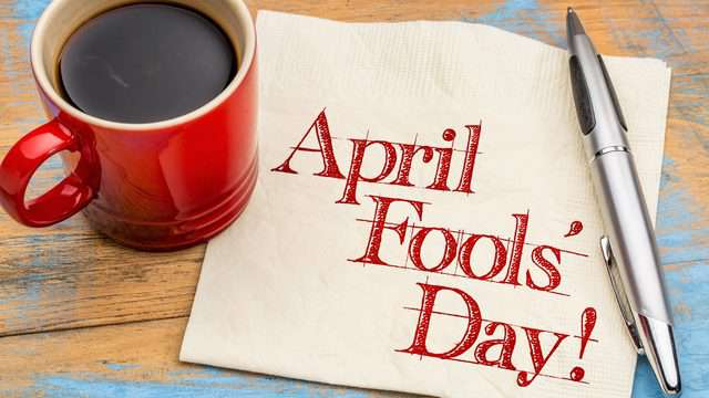 April Fools' Day Wishes for Instagram