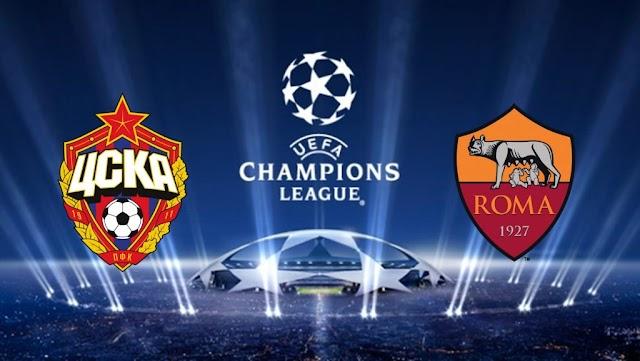 CSKA Moscow vs AS Roma: Partido EN DIRECTO, Ver Gratis EN VIVO por TV