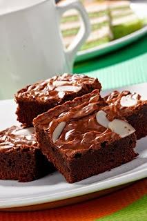 brownies amanda panggang