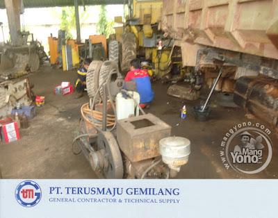 FOTO 4 : PT. Terusmaju Gemilang di Bangka