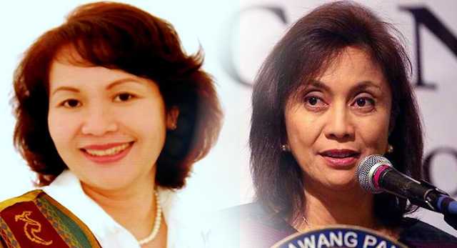 Image result for ethel pineda leni robredo
