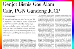 To Increase Liquefied Natural Gas Business, PGN Collaborates with JCCP