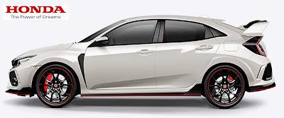 Harga Honda Civic Type R Terbaru di Medan