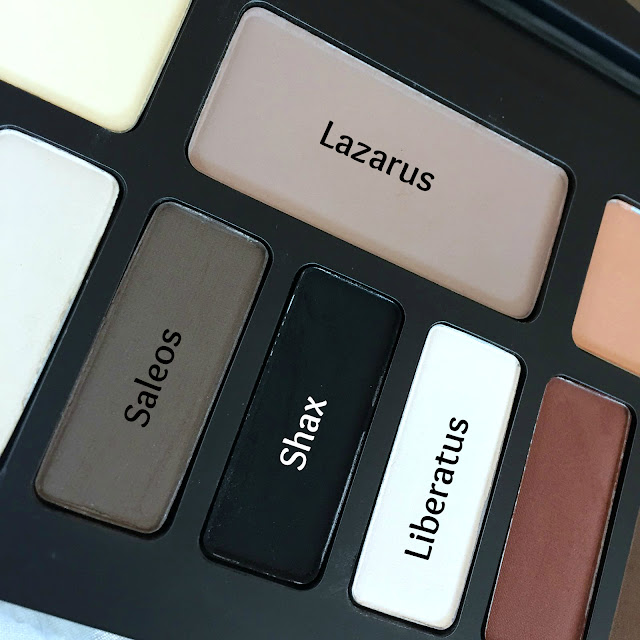 Kat Von D Shade And Light Eye Palette