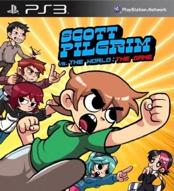 Scott Pilgrim Vs The World The Game PSN - Download game PS3
