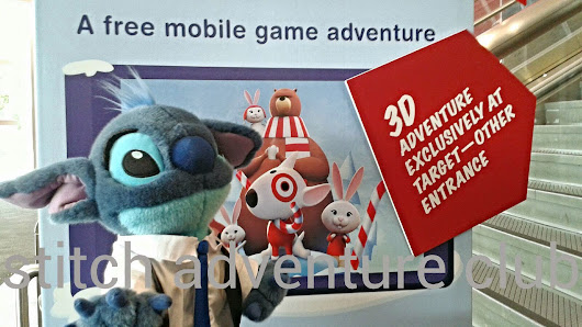 Stitch's Adventure Club: Stitch goes on an 3D Interactive Adventure at Target