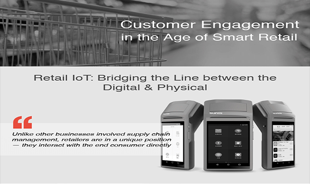 Smart Retail Age Customer Engagement: #infographic