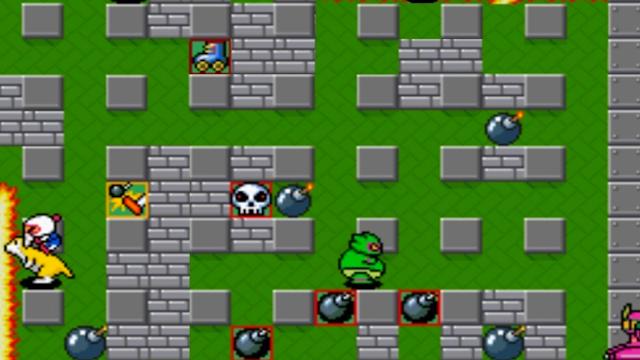 لعبة Bomber Man
