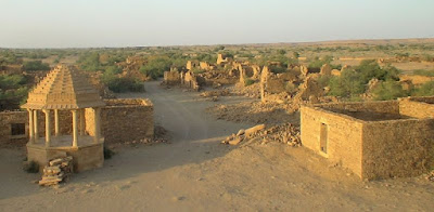 Ghost Village of Kuldhara, Jaisalmer