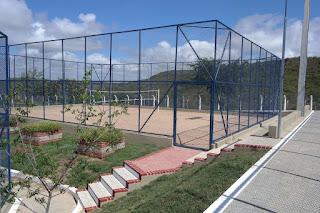 Torneio de Voleibol de Praia masculino acontece nesta quarta-feira (06) no Complexo Esportivo de CES