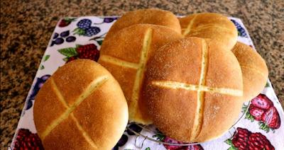 طريقة تحضير خبز المخابز