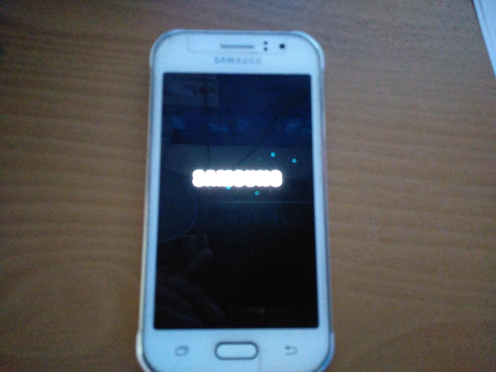 Samsung Bootlop Mentok di Logo
