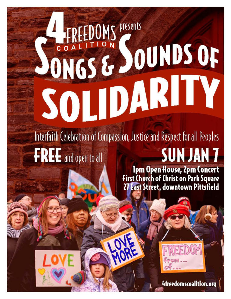 when love comes to town: songs and sounds of solidarity in the