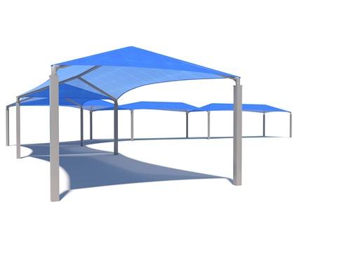 تصاميم مظلات | اشكال حديثة واعمال متنوعه تعرف عليها