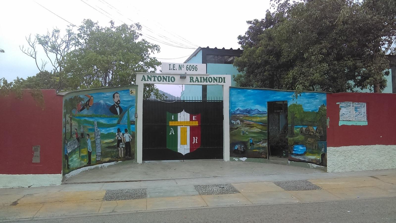 Colegio 6096 ANTONIO RAIMONDI - San Juan de Miraflores