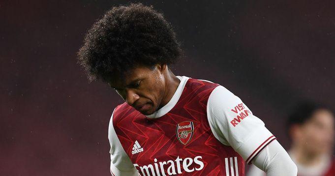 Willian finally speaks on his disastrous Arsenal spell