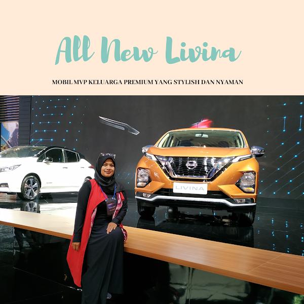 All New Livina Mobil MVP Keluarga Premium Yang Stylish Dan Nyaman