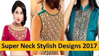 Top Best Neck Designs | New stylish Designs for girls 2017