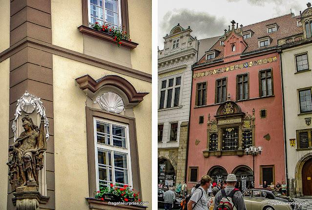 Praça da Cidade Velha, Praga, República Tcheca