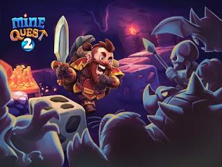 Mine Quest 2 V1.9 MOD Apk Terbaru