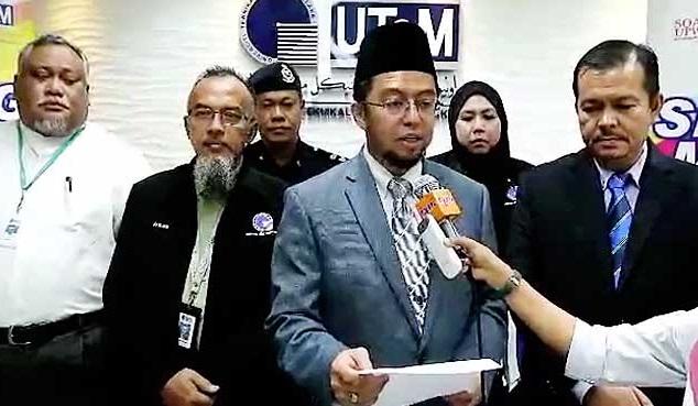 UTeM akur arahan KPN, tarik diri jadi tuan rumah program Dr Zakir Naik