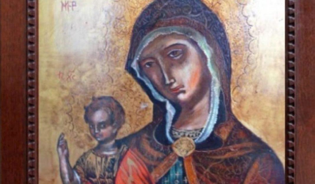 Παναγία Επιβλέπουσα: Η θρυλική εικόνα επέστρεψε στη Θράκη!