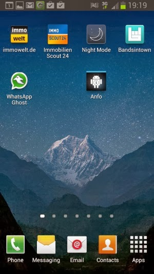 WhatsApp Ghost :: How to use WhatsApp without being shown as online