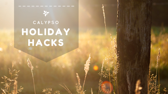 Calypso Holiday Hacks