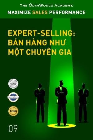 Expert-selling: Bán hàng như một chuyên gia