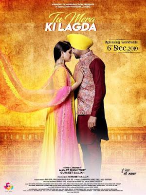 Tu Mera Ki Lagda 2019 Punjabi 720p WEBRip ESubs Download