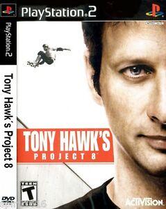 Cheat Tony Hawk's Project 8 PS2 Lengkap