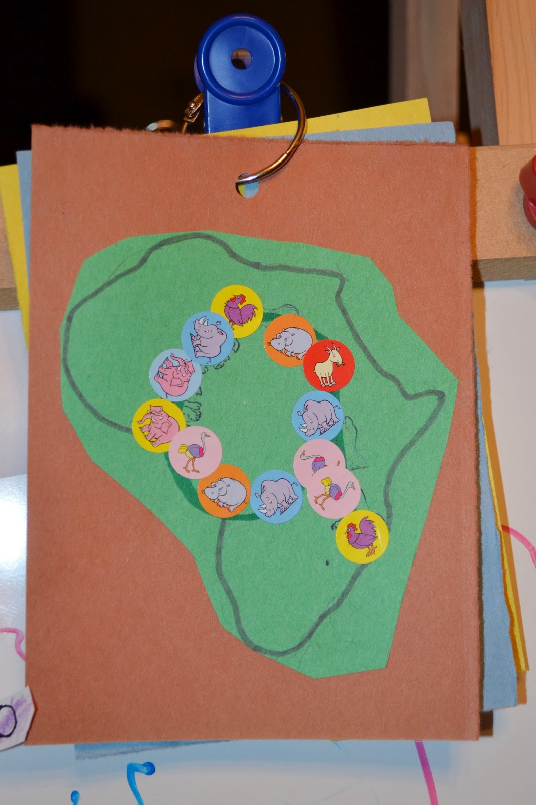 Unschool The Teacher A Is For Africa