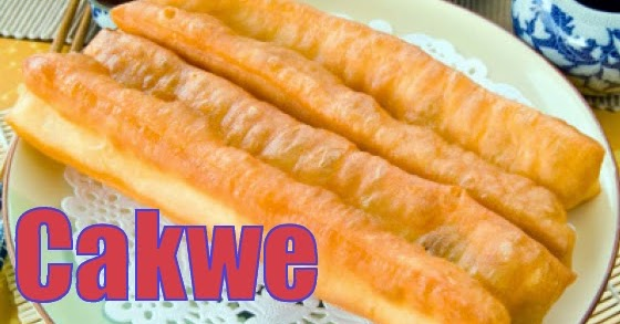 Resep Kue Bantal Ncc: Resep Cakwe Goreng Dari MEDAN ENAK