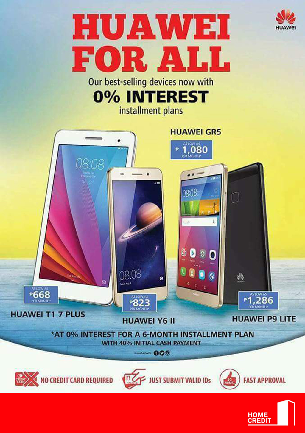 Huawei For All