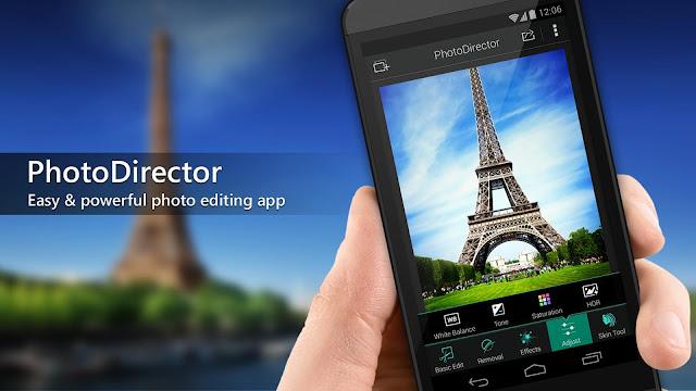 تحميل تطبيق PhotoDirector افضل تطبيق تصميم الصور 2021