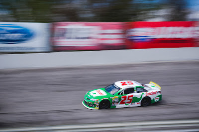 Venturini Motorsports driver, Michael Self's win at Salem came earlier this year. #ARCA