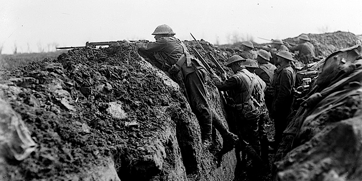 Battle of the Somme 1918