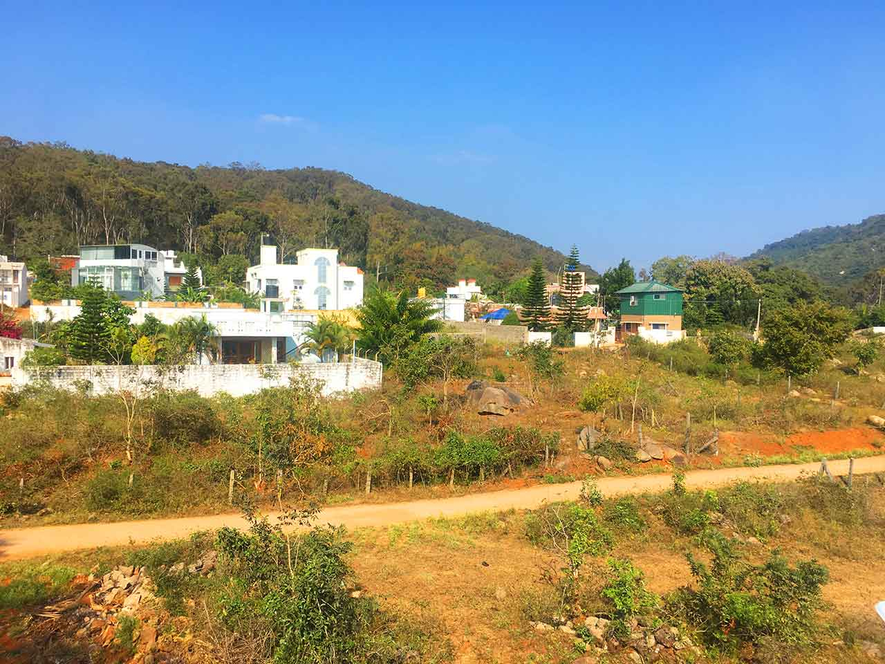 yelagiri hills homestays