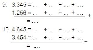 Soal Matematika Kelas 3 Bab 2 – Operasi Hitung Penjumlahan dan Pengurangan