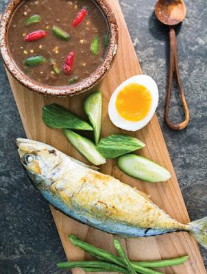 Shrimp Paste Dip Recipe