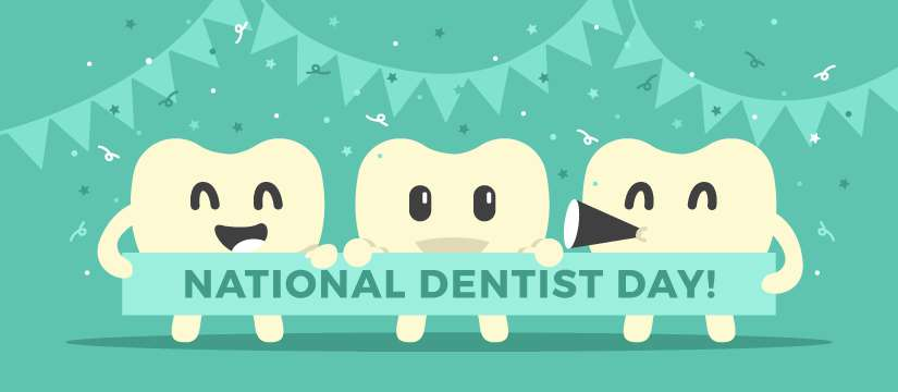 National Dentist's Day Wishes Images