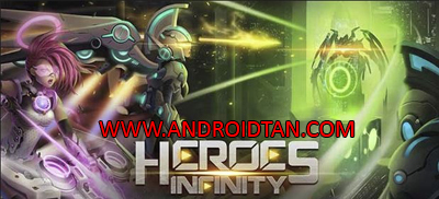 Heroes Infinity Mod Apk for Android