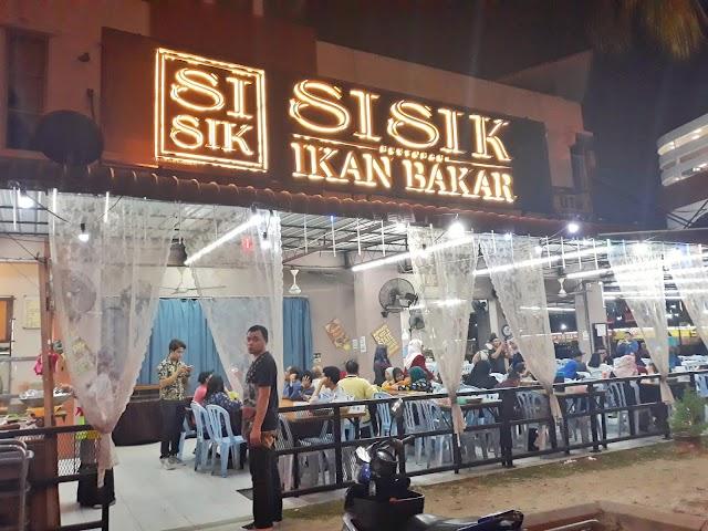 Restaurant Sisik Ikan Bakar