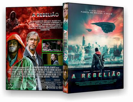 DVD-R A Rebelião 2019 - AUTORADO