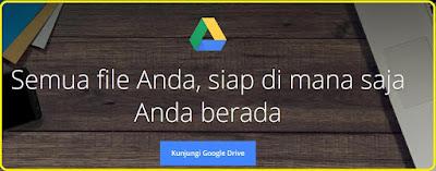 cara menyimpan file dokumen foto dan video di google drive